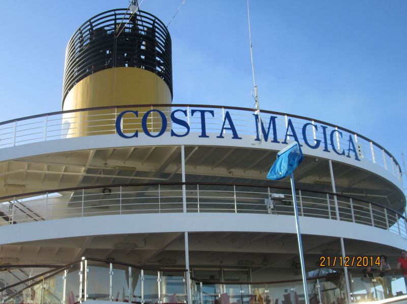 Costa magica recensioni e opinioni for Costa magica immagini